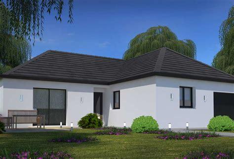 plans maisons plain pied 3 chambres plan maison individuelle 3 chambres 94 habitat concept