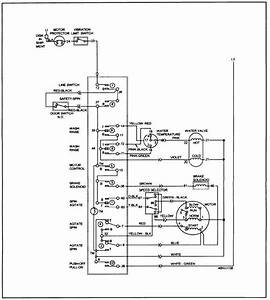 Washing Machine Electrical Wiring Diagram