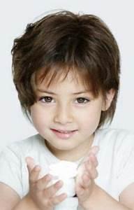 Coupe De Cheveux Fillette : cheveux court fille coupe cheveux courts pour petite ~ Melissatoandfro.com Idées de Décoration