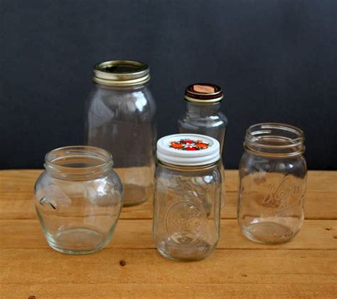 hometalk diy mason jar oil lamps