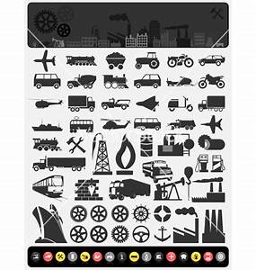 12 Industrial Automotive Icons Images - Car Auto Repair ...