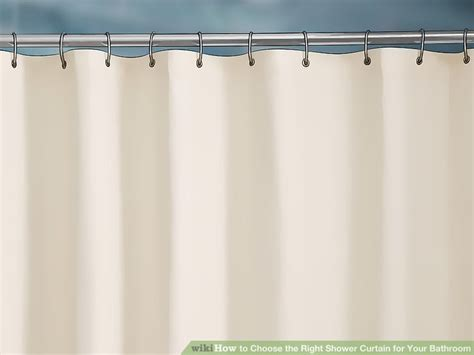 Ways To Choose The Right Shower Curtain For Your Bathroom