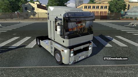renault truck magnum renault magnum integral 390 euro truck simulator 2 mods