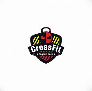 Crossfit logo   Premium Vector