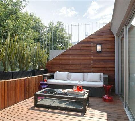 Interior Decoration Ideas For Balconies Big & Small