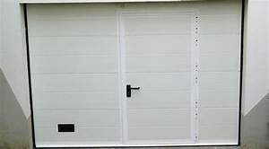 Porte De Garage Sectionnelle Sur Mesure : porte de garage sur mesure porte garage sectionnelle ~ Dailycaller-alerts.com Idées de Décoration