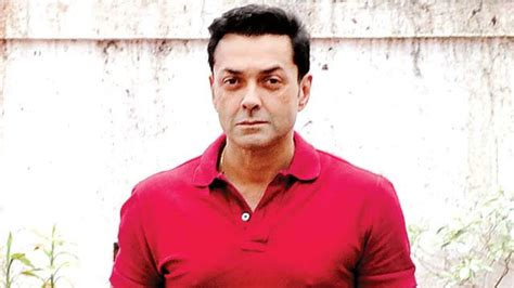 After 4 Years, Life's Slowly Falling In Place For Bobby Deol