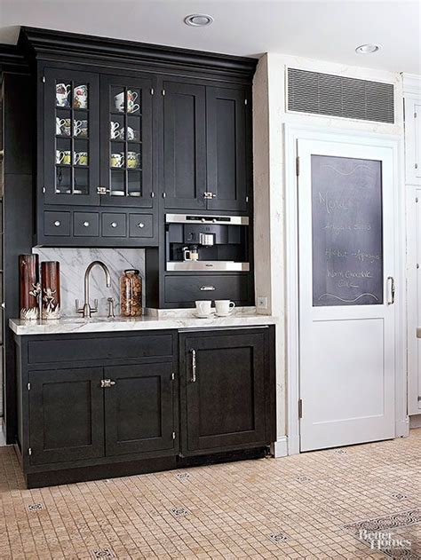 built in coffee bar bar ideas stain cabinets beverage center and bar sinks 4986