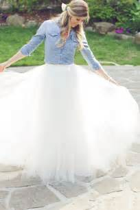 denim and lace wedding dress best 25 denim wedding dresses ideas on denim wedding wedding western style