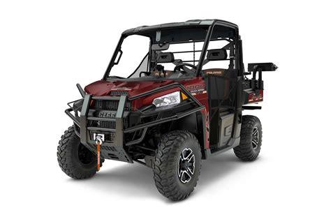 2017 Polaris Ranger® Utility Vehicles