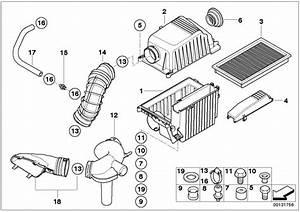 2005 Mini Cooper S Rubber Boot  Intake  Silencer  Fuel