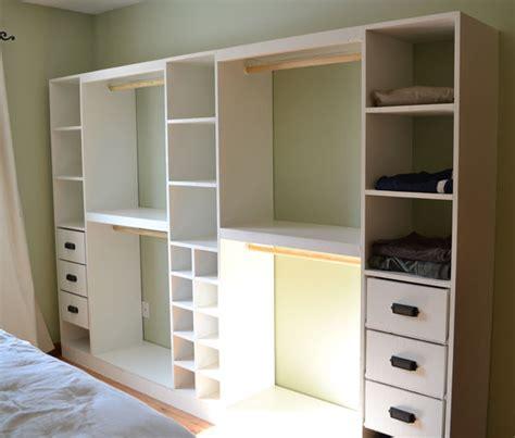 DIY Master Closet Organization