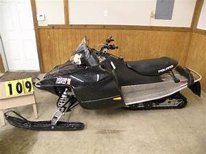 2009 Polaris Iq Shift 550 Fan