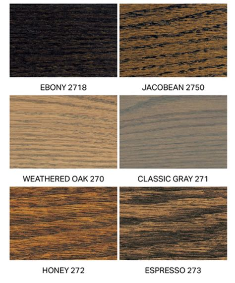 minwax stain colors stain colors custom wooden furniture