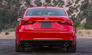 Lexus Is F Sport Executive : 2016 lexus is200t and is300 awd join refreshed range with f sport packs ~ Gottalentnigeria.com Avis de Voitures