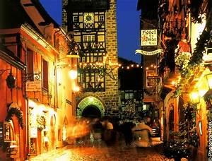 Riquewihr, un marché de Noël typique Voyages sncf