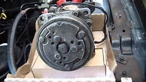 Jeep Tj  1997 Jeep Tj No Power To Ac Clutch  Ran Jumper