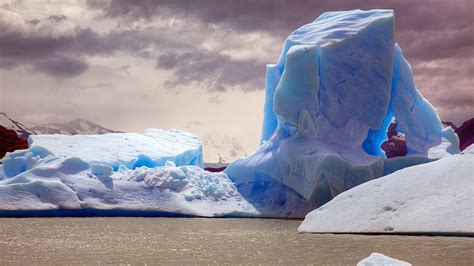 hd wallpaper iceberg arctic ocean