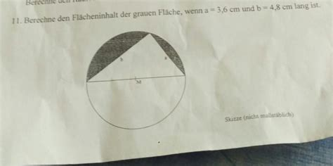 flaecheninhalt von monden  kreis berechnen mathelounge