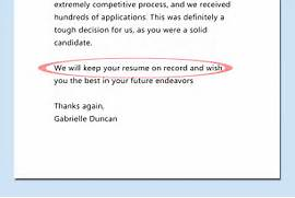 1900kB How To Write A Rejection Letter With Sample Letter WikiHow Applicant Rejection Letter 9550251 11 Job Applicant Rejection Letter 10 Rejection Letters Templates HR Templates Free Premium To Write A Job Rejection Letter 9550236 5 How To Write A Job Rejection