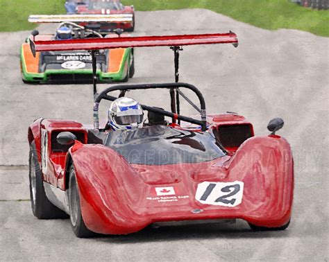 1967 Chinook Mk5 Can-am Vintage Classic Race Car Photo (ca