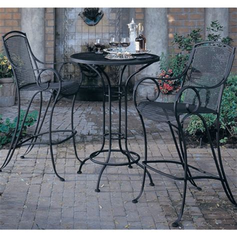 modesto bar height collection by woodard patio