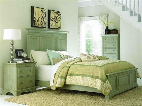 Green Bedroom Furniture by Green Wall Paint Green Bedrooms Bonasty