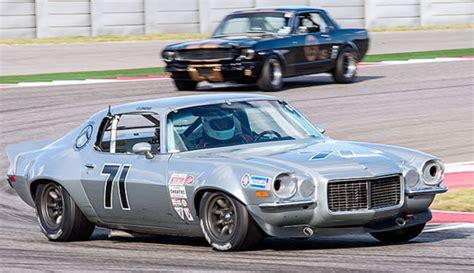 1970 Chevrolet Camaro Trans Am Race Car For Sale