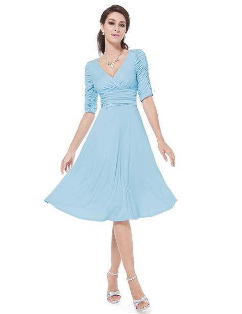 sleeve light blue dress light blue casual dress top dresses