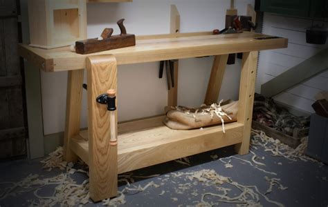 bench announcement  english woodworker