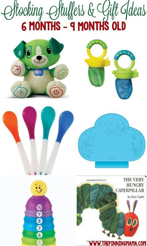 Ing Stuffers Small Gifts For A Baby Birthdays