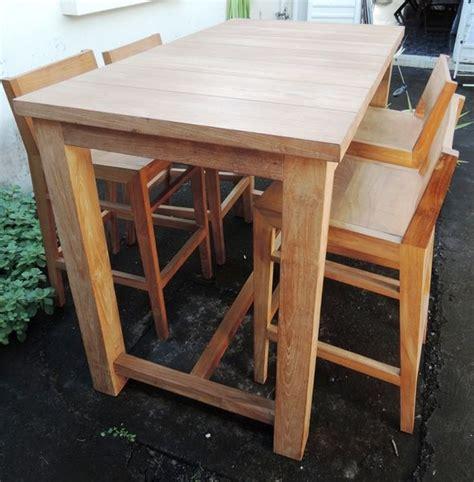 table de cuisine haute ikea table haute zellige occasion clasf