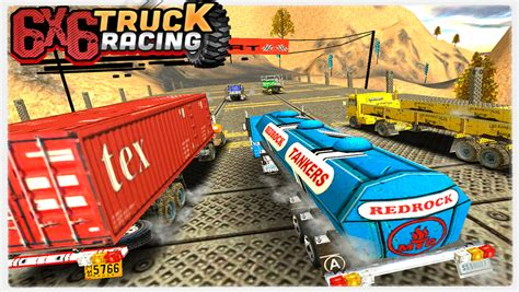 monster truck race game app shopper 6x6 truck racing realistic 3d monster