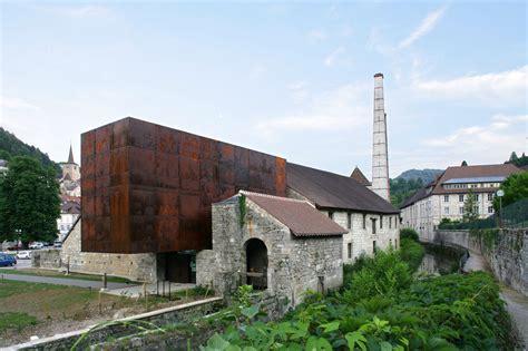 Salt Museum  Malcotti Roussey Architectes + Thierry Gheza