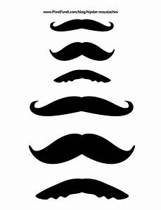 the 25 best ideas about mustache template on pinterest With large mustache template