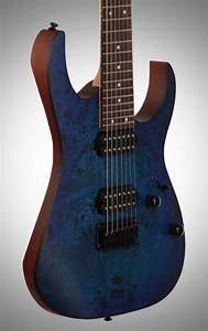 Ibanez Rg7421pb Electric Guitar  7