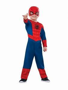 Ultimate Spiderman Baby Costume Superhero Boy Halloween