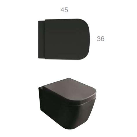 wand wc schwarz globo classic 45 36 wand wc schwarz matt sss03ar reuter