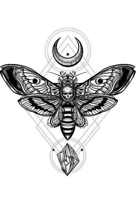 The silence of the lambs, Moth, moths, Deaths Head Hawk