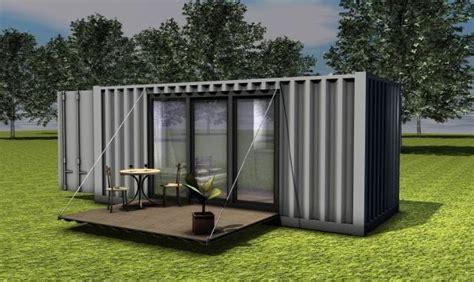 Im Container Wohnen by Wohnen Leben Im Container Tipps F 252 R Die Container