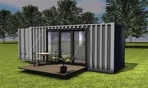 Container Zum Wohnen : wohnen leben im container tipps f r die container planung mampo ~ Eleganceandgraceweddings.com Haus und Dekorationen
