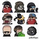 R6 Emotes