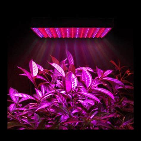 45w 225 led hydroponic plant grow light panel indoor