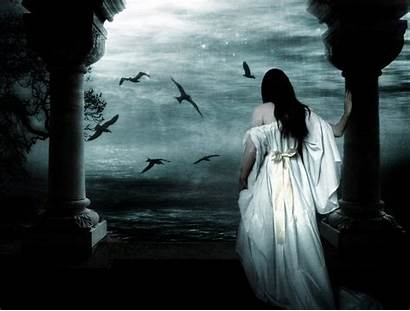Gothic Dark Backgrounds Abyss