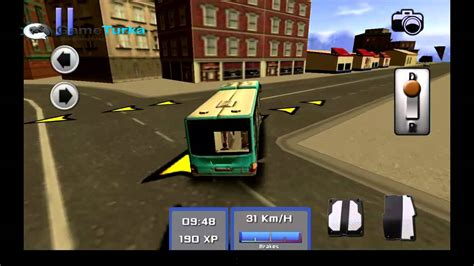 bus simulator  android ios gameplay youtube