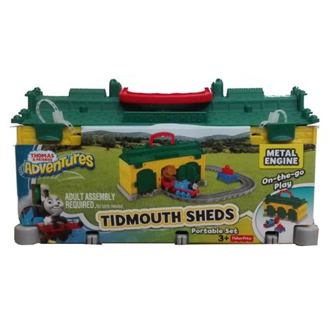 thomas friends adventures tidmouth sheds 3 years
