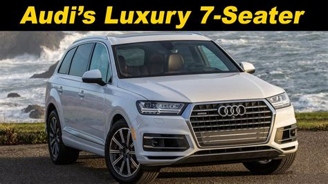 Audi Q7 Reviews 2017 by 2017 Audi Q7 Review Alex On Autos