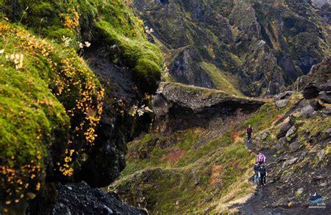 Thorsmork Volcano Hike And Super Jeep Tour Hiking Tours