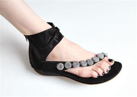 ideas  womens flat sandals  pinterest