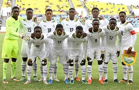 Breaking News: Black Starlet Team to Face Ivory Coast ...